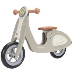 Draisienne scooter en bois olive