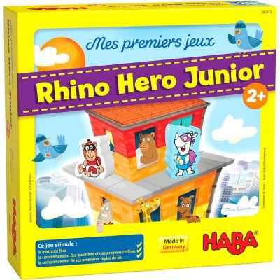 Jeu de société Rhino Hero Junior Haba