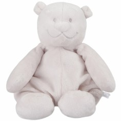 Maxi peluche ours Nouky Poudre d'étoiles nougat (80 cm) - Noukie's