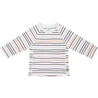 Tee-shirt anti-UV manches longues Marin pêche (18 mois)  par Lässig