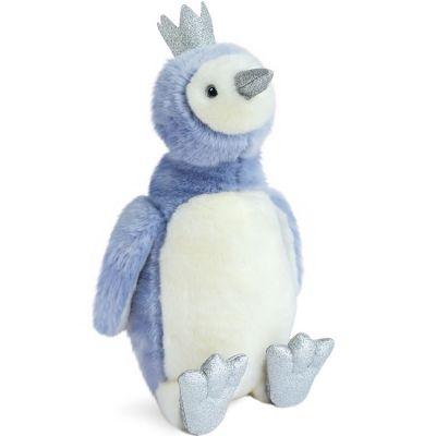 Peluche pingouin Je rêve bleu (50 cm) Histoire d'Ours