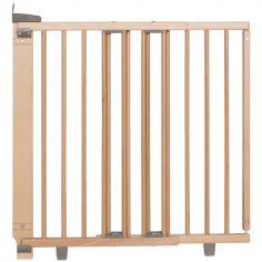 Barrière de sécurité Plus pour escalier naturel (95 à 135 cm)