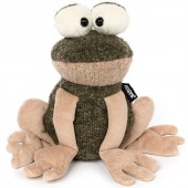 Peluche grenouille I was frog BeastsTown (18 cm) - Sigikid