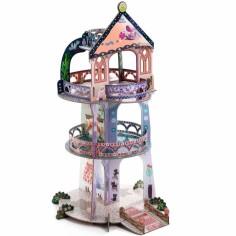 Maison à jouer La tour des merveilles