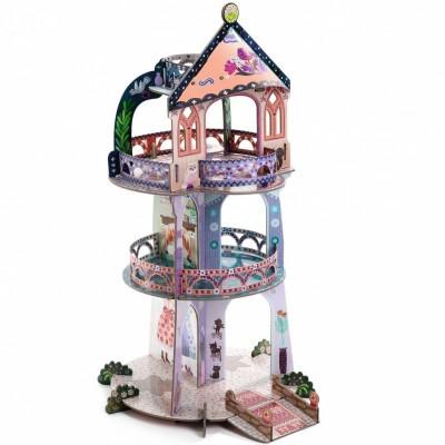 Maison à jouer La tour des merveilles  par Djeco