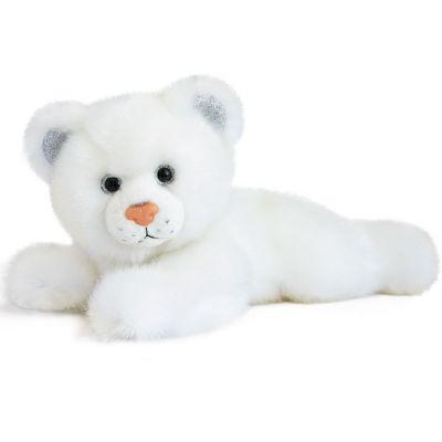 Peluche panthère So Chic blanche (23 cm)  par Histoire d'Ours