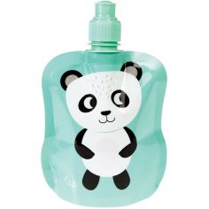 Gourde souple Miko le panda (200 ml)