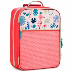 Valise trolley Anaïs le flamant rose
