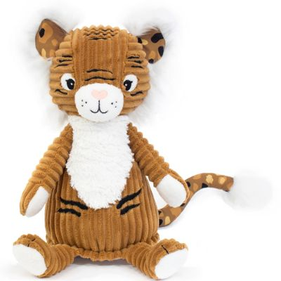 Peluche Original Speculos le tigre (33 cm)  par Les Déglingos