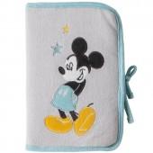 Protège carnet de santé Mickey my story - Babycalin