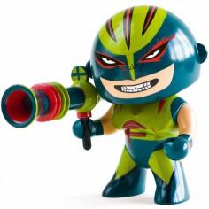 Figurine Super héros Furioso (11 cm)