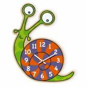 Horloge escargot - Série-Golo