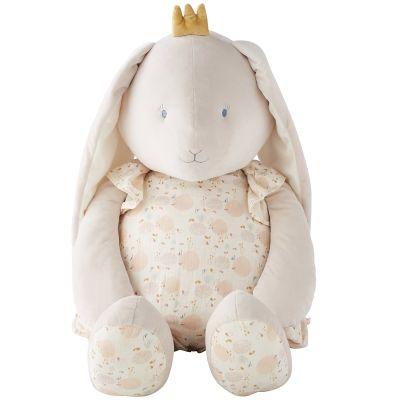 Peluche géante lapin Lina & Joy (90 cm)  par Noukie's