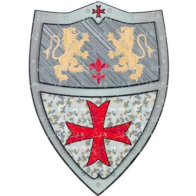 Bouclier de chevalier Alphonso