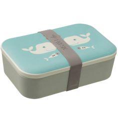 Lunch box Baleine