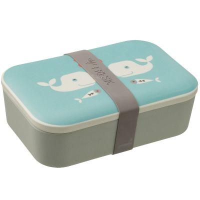 Lunch box Baleine  par Fresk