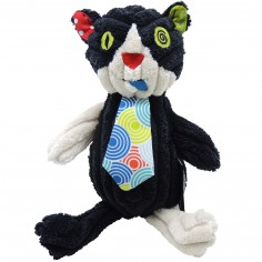Peluche Simply Charlos le Chat (15 cm)