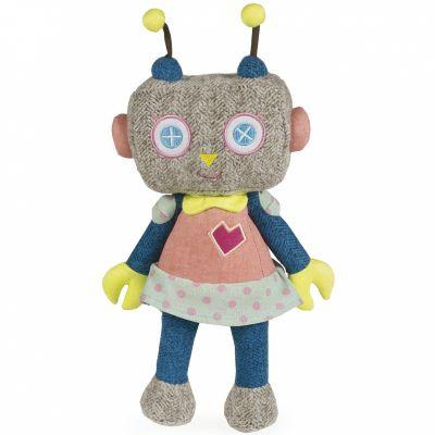 Peluche robot (35 cm) Walking Mum