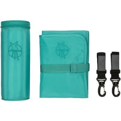 Accessoires pour sac Glam Signature bleu   par Lässig