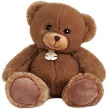Peluche géante ours Bellydou marron (90 cm)  par Histoire d'Ours