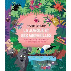 Livre pop-up La jungle et ses merveilles