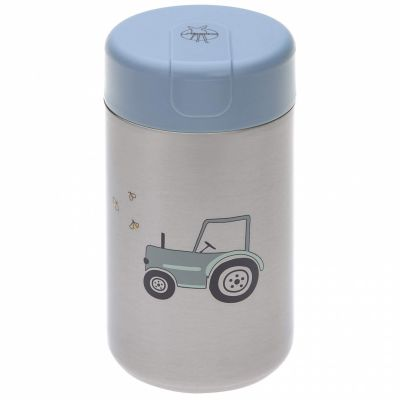 Thermos alimentaire Adventure Tracteur (480 ml)