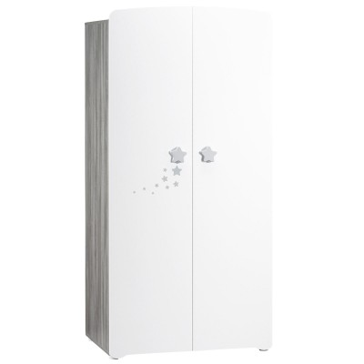 Armoire 2 portes New Nao  par Baby Price