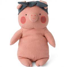 Peluche cochon Ali (22 cm)