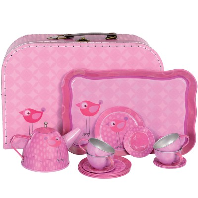 service th rose avec sa valise egmont toys. Black Bedroom Furniture Sets. Home Design Ideas