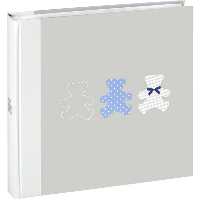 Album photos Timotee bleu 30 x 30 cm (60 pages)  par Panodia