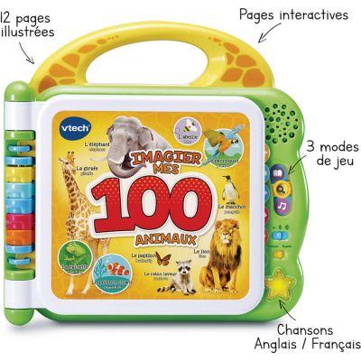 Mon imagier des animaux bilingue  par VTech