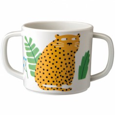 Tasse deux anses La Jungle