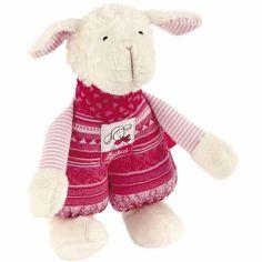 Peluche mouton Schnuggi (25 cm)