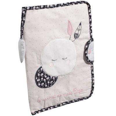 Protège carnet de santé Miss Fleur de Lune  par Sauthon