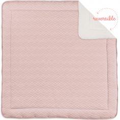 Tapis de jeu Osaka rose blush (100 x 100 cm)