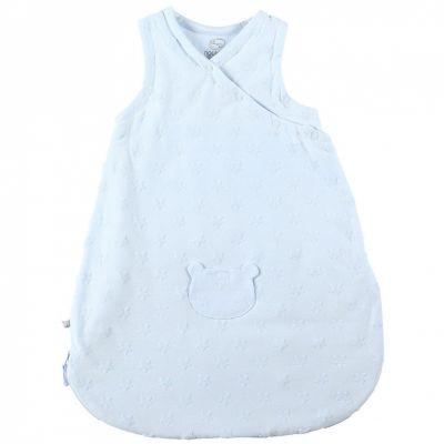 Gigoteuse légère jersey Mix et Match bleue (50 cm) Noukie's