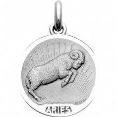 Médaille signe Bélier (argent 925°)