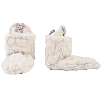 Chaussons beige Slipper Empire (3-6 mois)  par Lodger