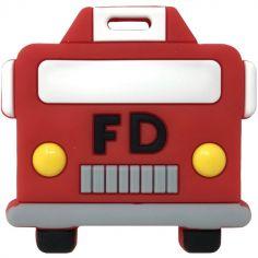 Jouet de dentition Camion de pompier