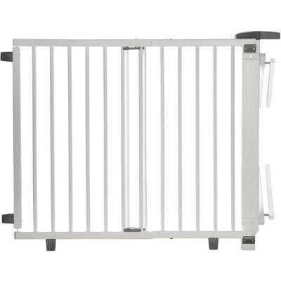 Barrière de sécurité Plus pour escalier blanche (67 à 107 cm)  par Geuther