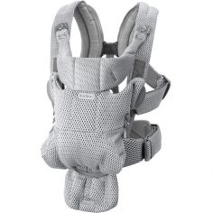 Porte bébé Move Mesh 3D Gris