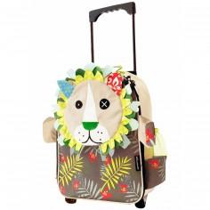 Valise trolley Jélékros le Lion