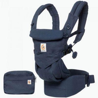 Porte bébé Omni 360 bleu nuit