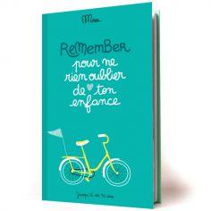 Livre de souvenirs Pour ne rien oublier de ton enfance