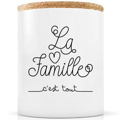 Bougie La Famille c'est tout