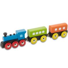 Train à vapeur Rétro