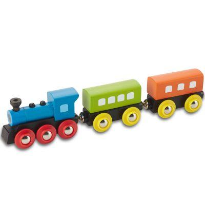 Train à vapeur Rétro  par EverEarth