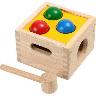 Boîte à marteler  par Plan Toys