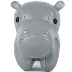 Hochet Sam l'hippopotame Tiny Friends (14 x 5,5 cm)