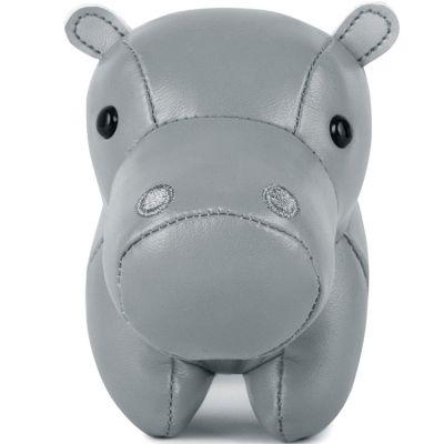 Hochet Sam l'hippopotame Tiny Friends (14 x 5,5 cm) BabyToLove